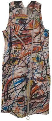Jeremy Scott White Cotton Dresses
