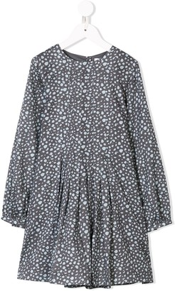 Knot Dots Painted Dress