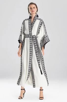 Natori Couture Le Souk Embroidery Robe