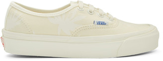 Vans Off-White Island Leaf OG Authentic LX Sneakers