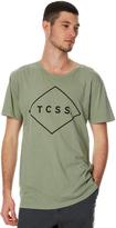The Critical Slide Society Standard Mens Tee Green