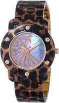 Jivago Women's JV4418 Leopard Watch