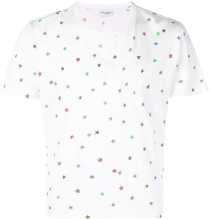 710bb46efe Short sleeve star T-shirt