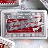 Williams-Sonoma Williams Sonoma Peppermint Bark, Personalized