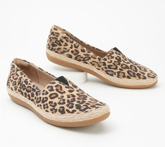 Clarks Collection Espadrille Slip-Ons - Danelly Sky