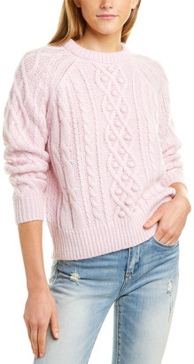 Demy Lee Mary Wool & Mohair-Blend Sweater