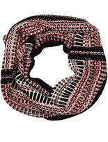 Diane von Furstenberg Multiweave circle scarf