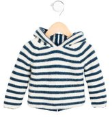 Oeuf Boys' Striped Alpaca Sweatshirt