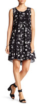 Daniel Rainn Sleeveless Printed Dress (Petite)