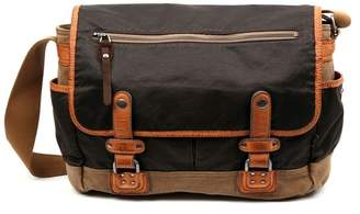 TSD Tapa Canvas Messenger Bag