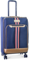 """Tommy Hilfiger Freeport 25"""" Expandable Spinner Suitcase"""