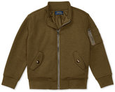 Ralph Lauren Military-Inspired Bomber Jacket, Toddler & Little Boys (2T-7)