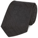 Turnbull & Asser Solid Damascus Classic Tie