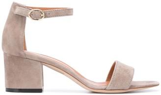 Via Roma 15 2785 Low-Heel Sandals