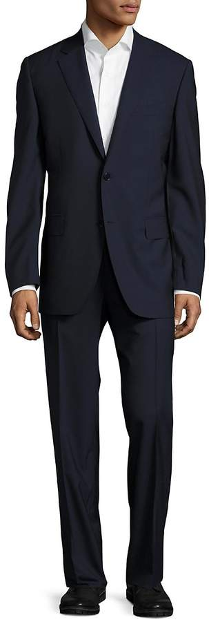 Canali Men's Venezia Modern Fit Solid Wool Suit