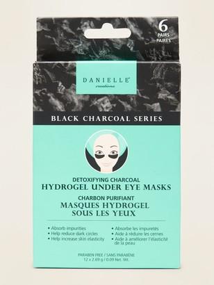 Danielle Creations Detoxifying Charcoal Hydrogel Under Eye Masks