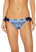 Nanette Lepore Santorini Scallop Bikini Bottom