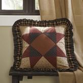 Caudell Cotton Patchwork Throw Pillow August Grove