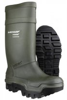 Dunlop Purofort Thermo+ full safety /Brown Shoes E66243