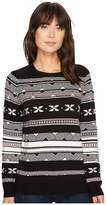 Pendleton Fair Isle Merino Crew Neck Women's Sweater