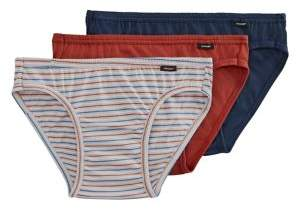 Jockey Elance Cotton Bikini Briefs 3-Pack