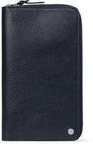 Dunhill Boston Full-grain Leather Zip-around Travel Wallet