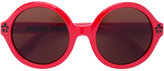 Mini Rodini round frame sunglasses - kids - Acrylic - One Size