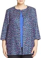 Marina Rinaldi Fatidico Tweed Jacket