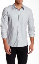 Rogue Woven Long Sleeve Trim Fit Shirt