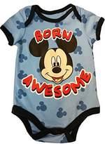 Disney Mickey Mouse Baby Creeper Baby Bodysuit Baby Boys'
