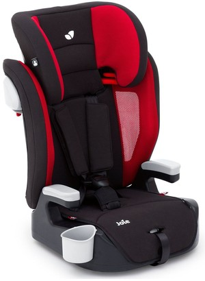 Joie Elevate Group 123 Car Seat - cherry