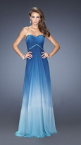 La Femme Prom Dress 19652