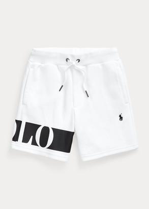 Ralph Lauren Logo Double-Knit Short