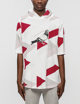 Staple Athletic Pigeon Hooded T-Shirt