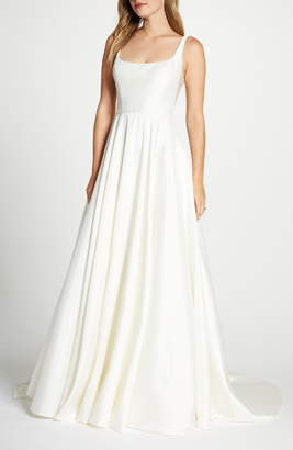 Jenny Yoo Collection Lawrence Taffeta Ballgown Wedding Dress