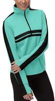 Fila Women's Ment Half Zip Shirt