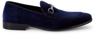 Saks Fifth Avenue Dunham Horsebit Loafers