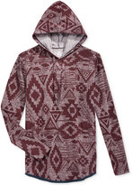 American Rag Men's Southwestern Hoodie, Only at Macy's