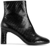 Robert Clergerie zipped ankle boots