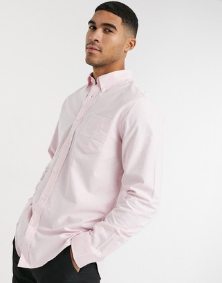 Ben Sherman oxford long sleeve shirt