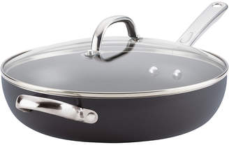 Anolon Farberware Buena Cocina 12In Covered Deep Skillet