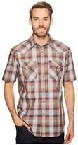 Pendleton Frontier Shirt Short Sleeve Men's Short Sleeve Button Up