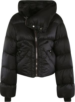 Rick Owens Mountain Duvet Cropped Padded Jacket