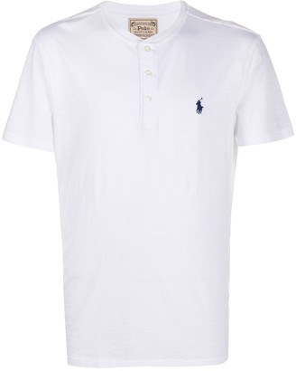 Polo Ralph Lauren short sleeve embroidered logo T-shirt