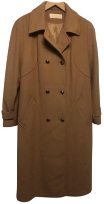 MACKINTOSH Camel Wool Coat for Women