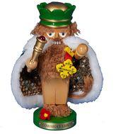 Kurt Adler Wizard of Oz Cowardly Lion Nutcracker