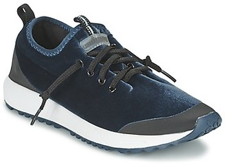 Coolway TAHALIFIT women's Shoes (Trainers) in Blue