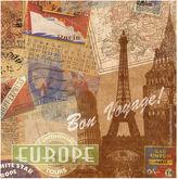 Thirstystone Destination Europe Set of 4 Coasters