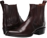 Frye Grady Chelsea (Whiskey Smooth Pull-Up) Men's Boots