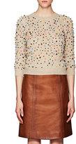 Prada Women's Embellished Wool Sweater